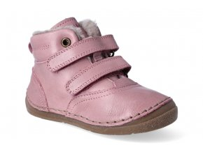 zimni obuv froddo flexible sheepskin pink 2