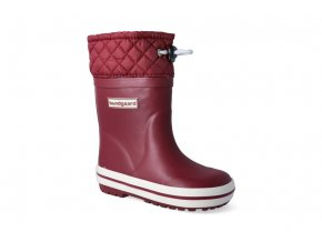 zateplene gumaky bundgaard sailor bordeaux 3