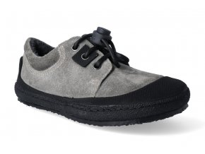 barefoot tenisky sole runner pan grey black 3