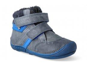 barefoot zimni obuv d d step 018 41a 2
