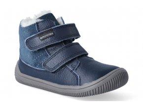 zimni obuv protetika kabi denim 3