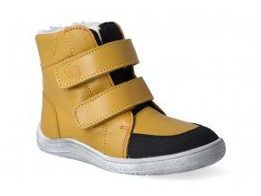 barefoot zimni obuv s membranou baby bare febo winter kayak asfaltico 2