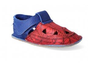 Barefoot sandálky Baby Bare - IO Spider