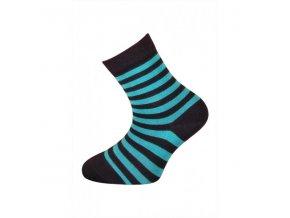 Dětské bambusové ponožky Babar modré