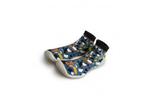Barefoot ponožkoboty Collegien - Chaussons Granit