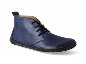 kotnikova barefoot obuv okbarefoot ellis blue 2