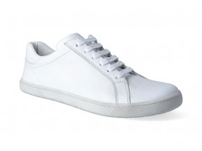 barefoot tenisky filii adult musthave nappa white 3