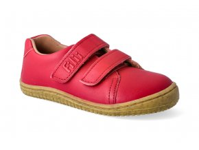 b20044 1 soft walk velcro bio leather strawberry 2 3
