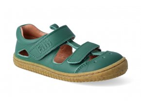 barefoot sandalky filii bio kaiman nappa jade m 3