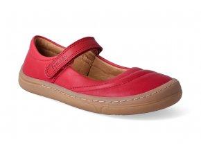 barefoot baleriny froddo bf red 2