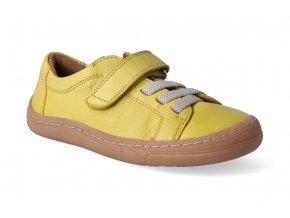 barefoot tenisky froddo bf yellow 3