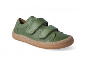 barefoot tenisky froddo bf dark green 3