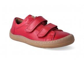 barefoot tenisky froddo bf red 2