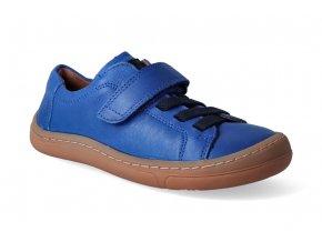 barefoot tenisky froddo bf blue electric tkanicka 2
