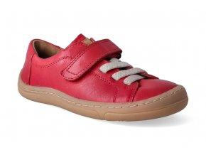 barefoot tenisky froddo bf red tkanicka 2