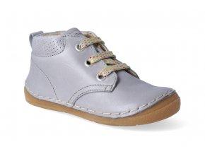 kotnikova obuv froddo flexible light grey tkanicky 2