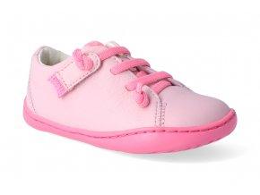 barefoot tenisky camper peu cami firstwalkers sella pink 2