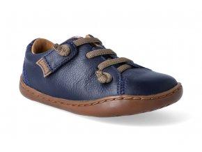 barefoot tenisky camper peu cami firstwalkers sella blue 2