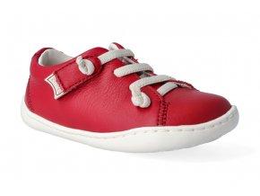 barefoot tenisky camper peu cami firstwalkers sella red 3