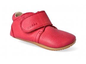 barefoot capacky froddo prewalkers red 2