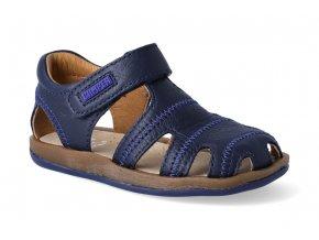 sandalky camper bicho firstwalkers blue 3