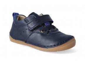 tenisky froddo flexible sneakers dark blue tkanicka 2