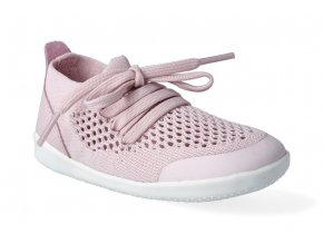 barefoot capacky bobux xplorer play knit trainer seashell 3