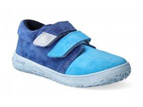 barefoot tenisky jonap b1 modra tyrkysova 2