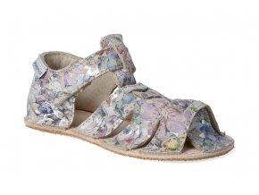 barefoot sandalky orto palm trpytive 2