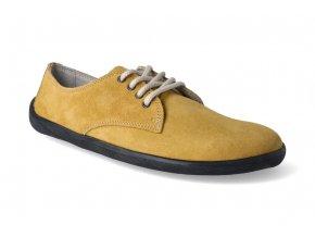barefoot tenisky BeLenka city mustard 3