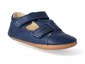 Barefoot sandálky Froddo - Prewalkers Dark Blue