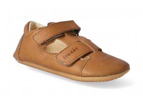 barefoot sandalky froddo prewalkers cognac 2