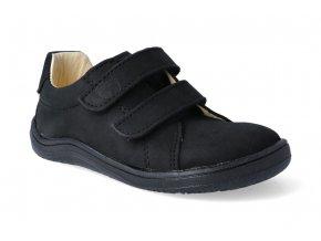 barefoot tenisky baby bare febo spring black 2