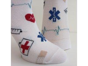 barevne ponozky lekar