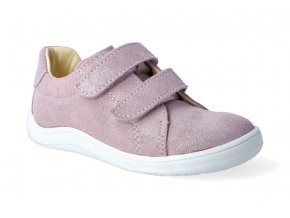 barefoot tenisky baby bare febo spring sparkle pink 2