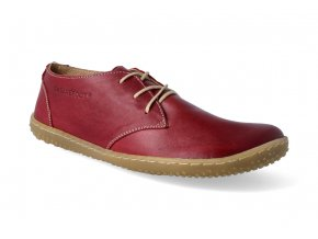 barefoot polobotky okbarefoot liberty red 2