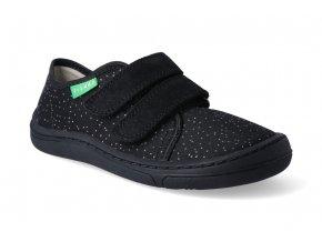 barefoot tenisky froddo bf platene black 3
