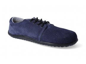 barefoot tenisky beda deep blue adult 2