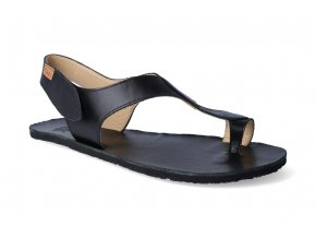 barefoot sandaly tikki shoes soul black ii 3
