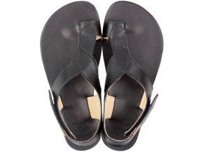 soul barefoot women s sandals black 15724 2