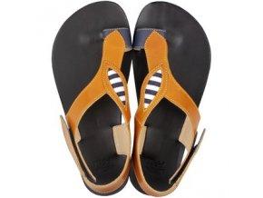 funky soul barefoot women s sandals bretagne 15784 2