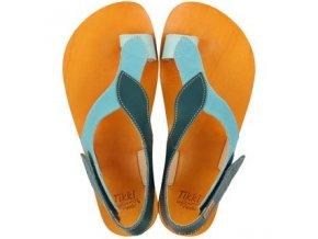 funky soul barefoot women s sandals waves 15944 2