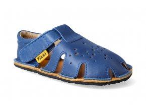 barefoot sandalky tikki shoes aranya blue 2