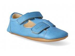 barefoot sandalky froddo prewalkers light blue 2