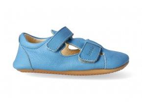 Barefoot sandálky Froddo - Prewalkers Light Blue
