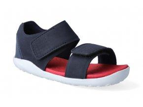 barefoot sandaly bobux scuba navy 2