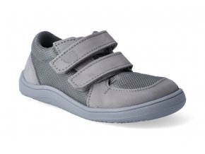 barefoot tenisky baby bare febo sneakers grey 3