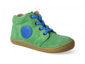 barefoot kotnikova obuv filii gecko apple m 3