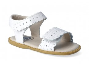 sandalky livie and luca posey white 2
