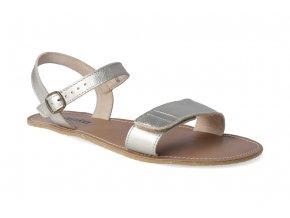 barefoot sandaly be lenka grace gold 3